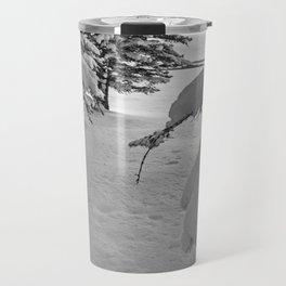 Snow on the Spruce Travel Mug
