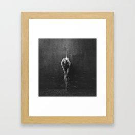Deeper Inside Me Framed Art Print
