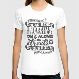 Facts About Sweden N°1 T-shirt