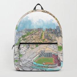 Fenway Park Backpack