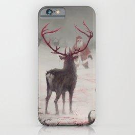 Rudolph uprising iPhone Case