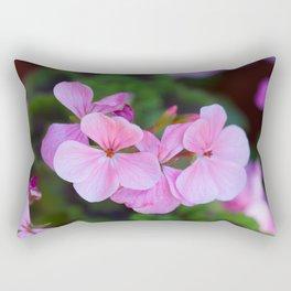 Bloom Through Change Rectangular Pillow