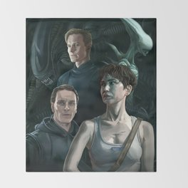 Covenant Throw Blanket