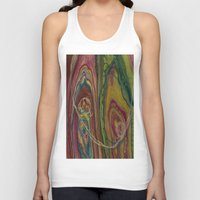 sublime Tank Tops featuring Sublime Compatibility (Intimate Reciprocity) by Jodi Bee