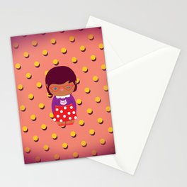 Momiji - mom Stationery Cards