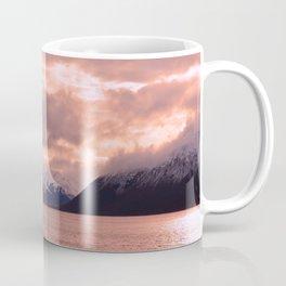 Rose Quartz Over Hope Valley Coffee Mug