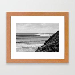 Bells Beach, Victoria, Australia Framed Art Print