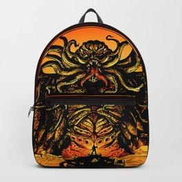 Winged God Monster Backpack