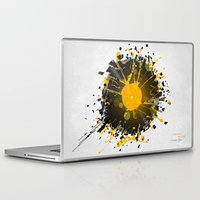 nicki Laptop & iPad Skins featuring Don't Destroy the Vinyl by Sitchko