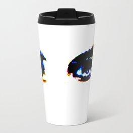 Lugosi's Eyes Travel Mug
