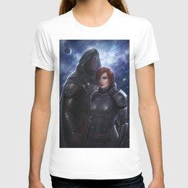 Revan & Shepard T-shirt