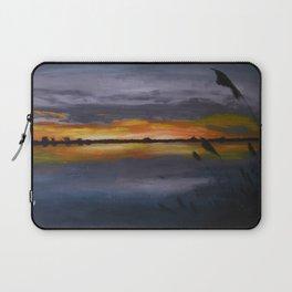 Smith's Point Sunrise Laptop Sleeve