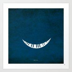 Music. Art Print
