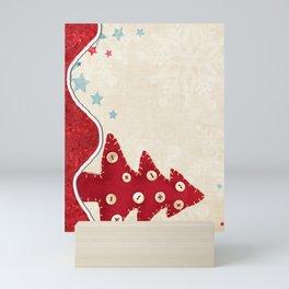 Noël merry christmas 1 Mini Art Print