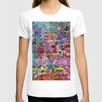 wooden T-shirts featuring wooden highlands by donphil