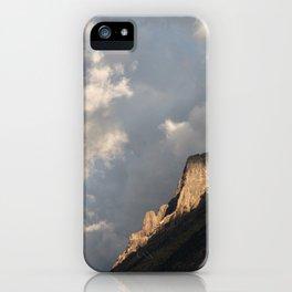 Glacier National Park Sunrise iPhone Case