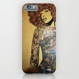 All The Pretty Things III iPhone Case