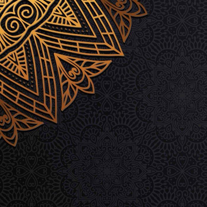 -A27- Original Heritage Moroccan Islamic Geometric Artwork. Leggings