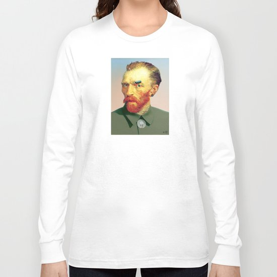 Vincent ??? Long Sleeve T-shirt