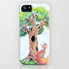 The Spirit Tree V2 iPhone Case