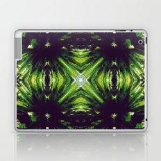 FERN MANDALA MAGIC Laptop & iPad Skin