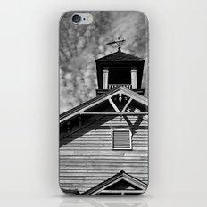 Schoolhouse iPhone & iPod Skin
