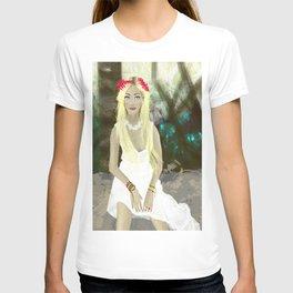 Blonde Girl in Brazil  T-shirt