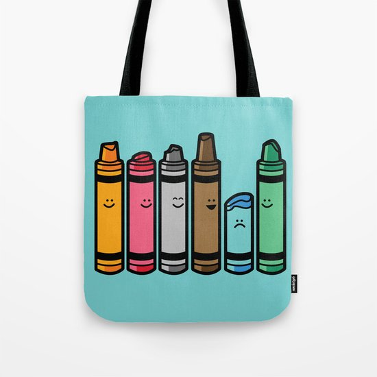 Overused Tote Bag