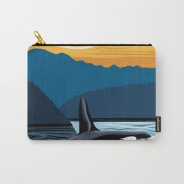 Evening swim Carry-All Pouch