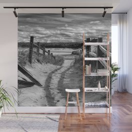 Beach Path Wall Mural