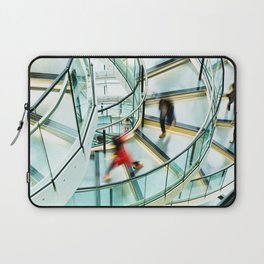 Staircase Rush Laptop Sleeve
