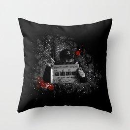 BTS x RM (Change) Throw Pillow