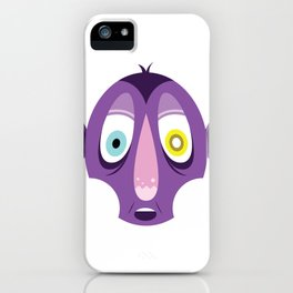 Frikature iPhone Case