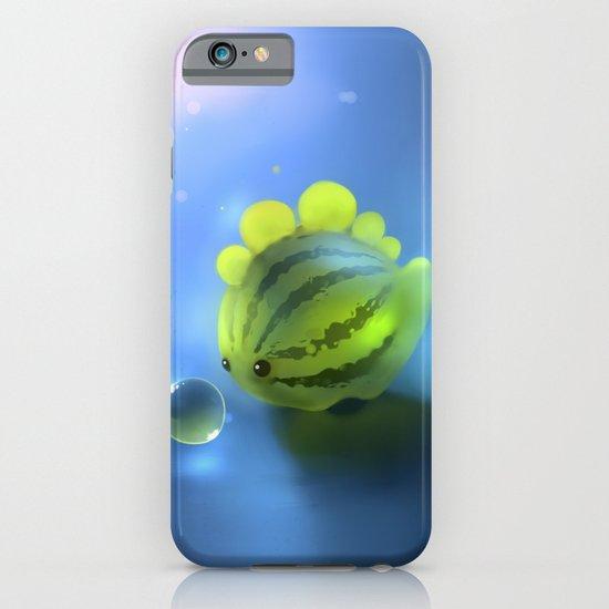 Watermelon Dino iPhone & iPod Case
