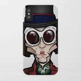 Willy iPhone Case