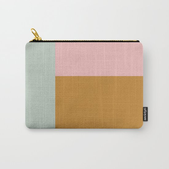 Geometric Color Block #4 by junejournal