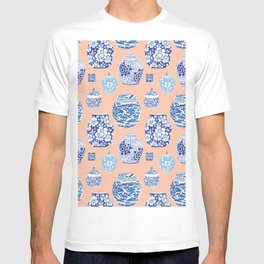 Chinoiserie Ginger Jar Collection No. 1 T-shirt