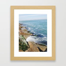010 Framed Art Print
