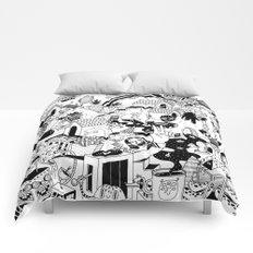 DOODLE WORLD Comforters
