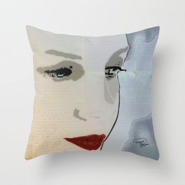 ME II Throw Pillow