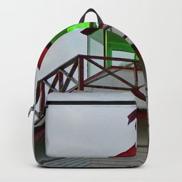 Green Lantern of Wood Islands Backpack