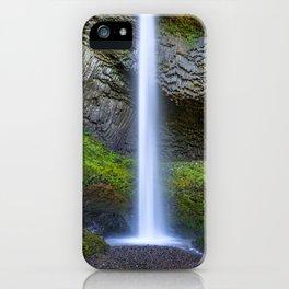 Latourell Falls - Oregon iPhone Case