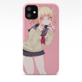 My Hero Academia Toga Himiko iPhone Case