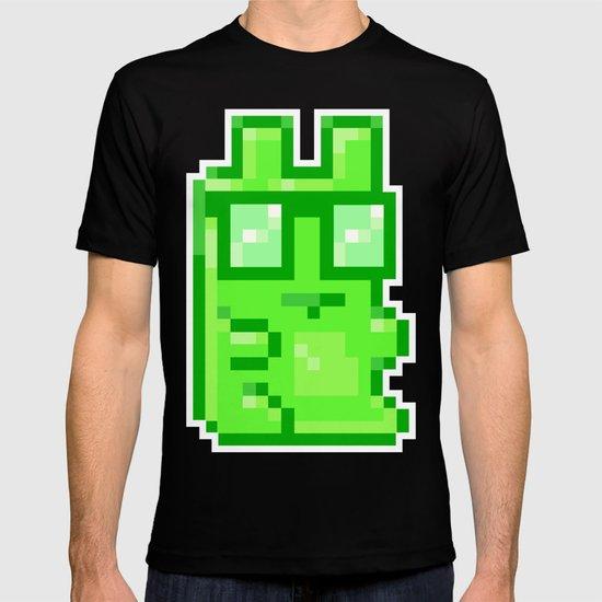 Giant Pixel Gummy Bear T-shirt