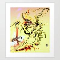 fecund. Art Print