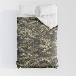 William Camouflage Comforters