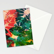 Calladium Two Stationery Cards