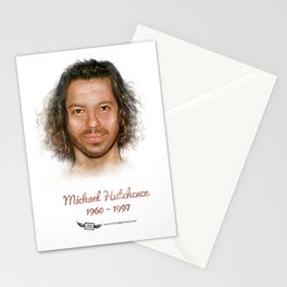 Michael Hutchence  Stationery Cards
