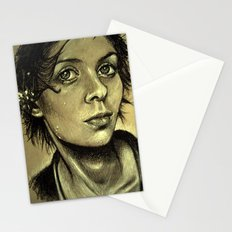 Drenched Breath (VIDEO IN DESCRIPTION!) Stationery Cards