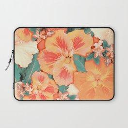 Aloha Orange Sherbet Laptop Sleeve